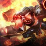 Battlecast Prime Cho'Gath (45%)