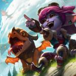 Dragon Trainer Tristana (69%)