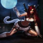 Kitty Cat Katarina (33%)