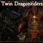 Twin Dragonriders