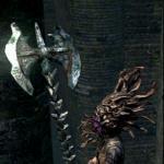 Gargoyle Tail Axe