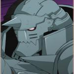 Alphonse Elric (Armour & Body)