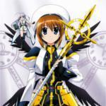 Hayate Yagami (Adult, Barrier Jacket)