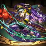 Moonlit Feline Goddess Armor, Ace (Armor Ace Bastet)