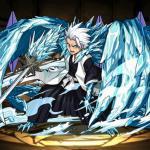 Squad 10 Captain, Toshiro Hitsugaya