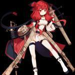Lilith Bernard - Crusader SPG