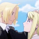 Edward Elric x Winry Rockbell