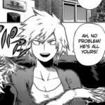 Bakugou's Mom