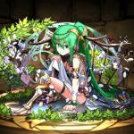 Moon Flower Huntress, Artemis