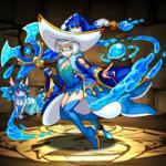 Water Wizard, Sharon