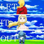 Let It Out [ED 2]