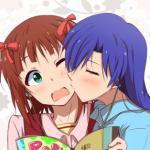 Haruka Amami x Chihaya Kisaragi