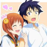 Raku Ichijou x Marika Tachibana