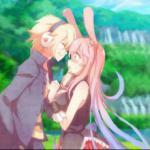 Izayoi Sakamaki x Black Rabbit