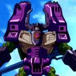 Megatron (Transformers: Armada)