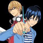 Akito and Moritaka