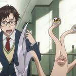 Migi and Shinichi