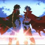 Simon and Kamina