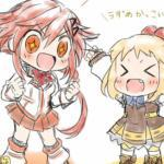 Peashy x Uzume
