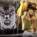 Jotaro vs DIO