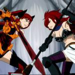 Erza Scarlet vs Erza Knightwalker