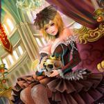 Skullcradle Widow