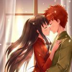 Shirou Emiya x Rin Tohsaka