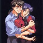 Misato x Kaji