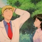 Onizuka and Fuyutsuki