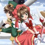 Syaoran Li and Sakura Kinomoto