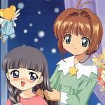 Sakura Kinomoto x Tomoyo Daidouji