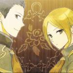 Kiki Seiran x Mitsuhide Rouen