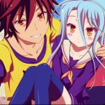 Sora x Shiro