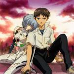 Shinji Ikari x Rei Ayanami