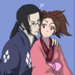 Jin and Fuu