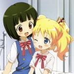 Shinobu Oomiya x Alice Cartelet
