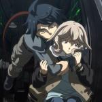 Mikazuki Augus x Atra