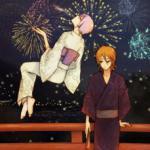 Shimogamo Yasaburou x Benten