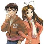 Keitaro Urashima x Naru Narusegawa
