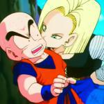Android 18 x Krillin