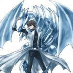 Kaiba x Blue-Eyes White Dragon