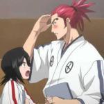 Rukia x Renji