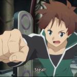 Steal - Kazuma