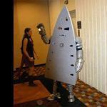 Iron Man (Sidekick: Angrodynous Being)