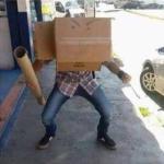 Fedex Man (Enraged)