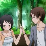 Hasebe x Lucy
