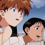 Shinji x Asuka