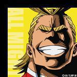 Toshinori Yagi (All Might)