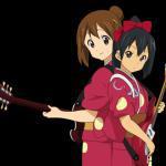 Yui Hirasawa x Azusa Nakano
