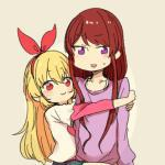 Ran x Ichigo
